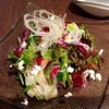 創作焼肉くぅ 久 - 料理写真:H25.04 チョレギサラダ(塩味)¥520