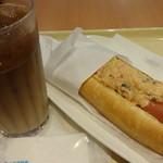 ドトールコーヒーショップ - Dセット:サウザンコールスロードック:430円