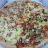 ドミノ・ピザ - 料理写真:クワトロジャイアントLサイズです
