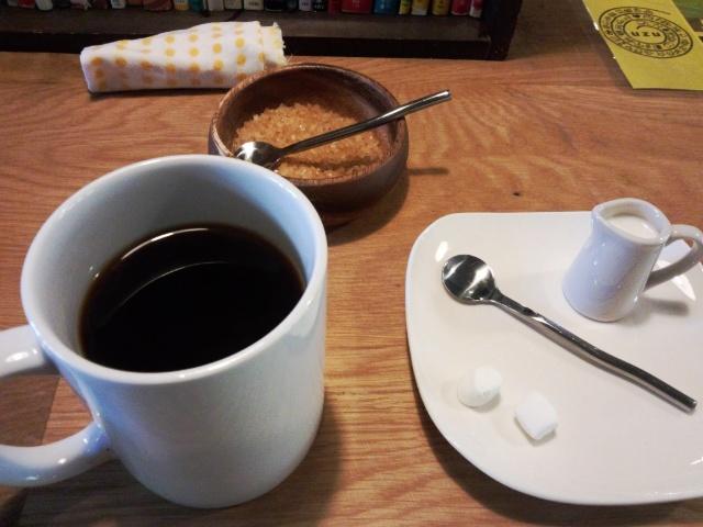喫茶店uzuビバレッヂ