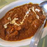 Taj - バターチキンカリー