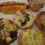 18525777 - 購入したパン-☆