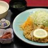とんき - 料理写真:ひれかつ定食
