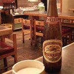 和田屋 - 大瓶ビール