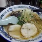 海平ラーメン - とんこつラーメン600円