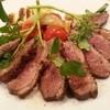 トリ・ドリ - 料理写真:☆合鴨ロース☆ 見た目はフレンチ風ですが、醤油ベースの和風味です。