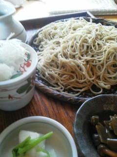 蕎麦の茶屋 丸山
