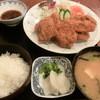 かき船・割烹 - 料理写真:チキンカツ定食