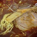 光林坊 - とろとろチャーシューに細縮れ麺