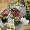 磯元 - 料理写真:『名物!流氷造り盛り合わせ』漁港直送!新鮮な刺身を味わえます♪新さんま、生まぐろなど