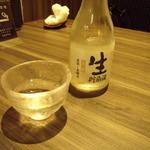 さけやしろ - 櫻正宗(生貯蔵酒・1合瓶) 480円