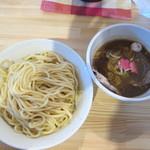 iena&ふくすけ - つけ麺大盛り(冷や盛り)