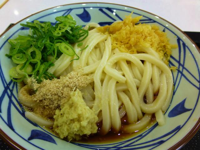 丸亀製麺 ヨシヅヤJR蟹江駅前店