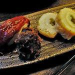 みやこわすれ - 山菜食べ尽くしプラン(前菜)