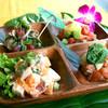 アロハテーブル - 料理写真:ポキサンプラー