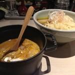 ほそ道 - カレーつけ麺(2玉)
