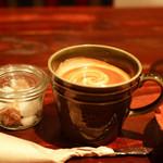 MUNYA - 濃厚でおいしい こだわりのカフェラテ