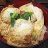 小諸そば - 料理写真:カツ丼@490円