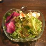 なのはなキッチン - サラダw