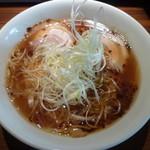 俺ん家゛ - 2013/04/25 醤油ラーメン