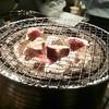 本格焼酎と炭火ホルモン焼き - 料理写真:2013.4