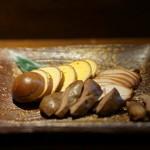 おおはま - 燻製(茹で玉子・ささみ・鶏レバー・ハツ)