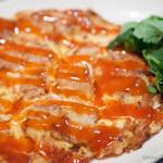 海南鶏飯食堂2 - キャロットケーキ