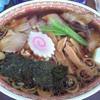 らーめん ヒグマ - 料理写真:ラーメン大盛り(750円)