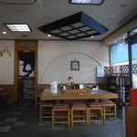 武蔵庵 - 店内