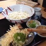 麺茶屋 - てんコロうどん