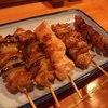 穴門 炭火焼鳥 - 料理写真:串焼き