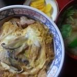 ゑがほ食堂 - 親子丼