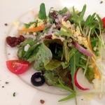 18657798 - 前菜のサラダ