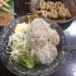 もつ焼 稲垣 - 焼売