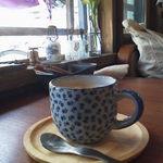 18670196 - コーヒー(ホット)単品では500円!