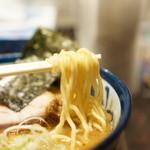めん徳 二代目 つじ田   - 麺のアップ