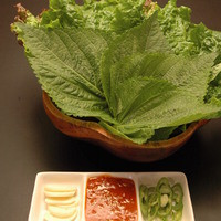 サムギョプサルは韓国美人の大好物♪