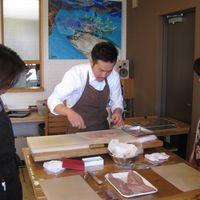 SAKANAYA - 「魚一匹料理教室」木曜から土曜の9時半~12時に開催中!