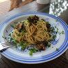 うえき屋カフェ272 - 料理写真:スモーク牡蠣のパスタ