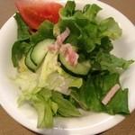 ポレール - サラダ。