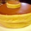 珈琲家 - 料理写真:ホットケーキ二枚