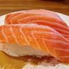回転寿司喜楽 - 料理写真:とろサーモン