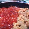 栄寿司 - 料理写真:雲丹イクラ丼(特注) 時価ww