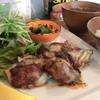 グラスアパートメント - 料理写真:ジャークチキンのグリル定食
