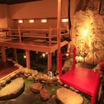 雨の竹 - 段林海でお愉しい一時を寛いてみなせんか♪
