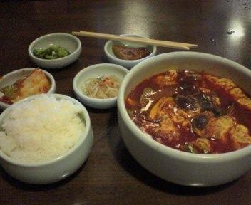 韓国伝統家庭料理 土房