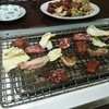 焼肉専門店 とらじ - 料理写真:タン、カルビ、豚トロ