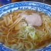 三忠 - 料理写真:煮干ラーメン