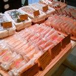 ひかり洋菓子店 - 保命酒粕のパウンドケーキ