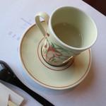 潮騒の宿 晴海 - 甘茶粥は胃腸によいそうです